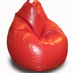 красное-глянец (кожзам)