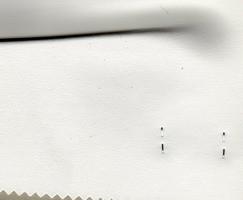 Кожзам Виченза 09-White
